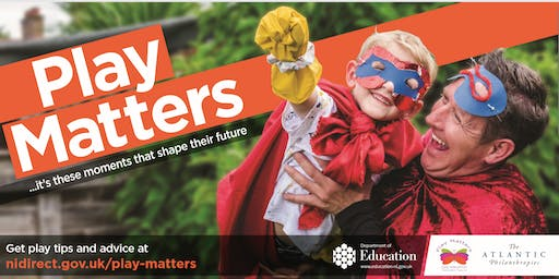 Play Matters Celebratory Event