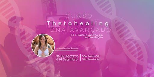 Curso ThetaHealing DNA Avançado - São Paulo  30 Agosto á 01 de Setembro