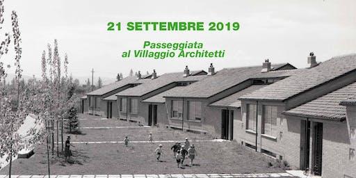 Conversazioni Itineranti nei quartieri: Il Villaggio Architetti
