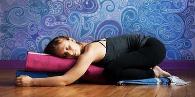 Yoga with Elizabeth: Yoga Chill Club