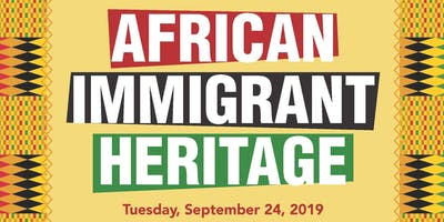 African Immigrant Heritage