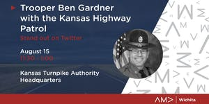 Tweeting Trooper Ben: #BuildRelationships