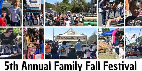 5th Annual Family Fall Fest tickets