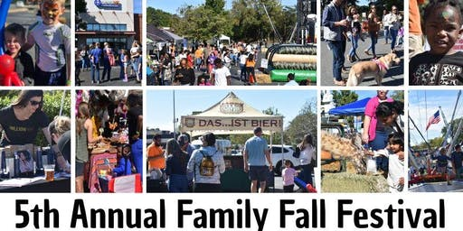 5th Annual Family Fall Fest