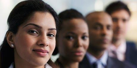 Programa Federal de Contratos con Pequeñas Empresas Propiedad de Mujeres tickets