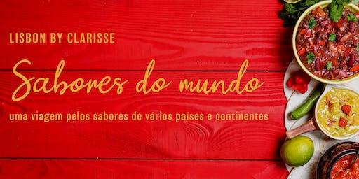 Lisbon By Clarisse - Sabores do Mundo