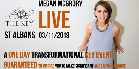 The Key Live St Albans - A One Day Transformational Key Event tickets