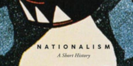 Liah Greenfeld - Nationalism: a Short History tickets