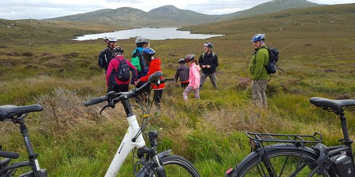 Biodiversity by Bike: A Cycle through the Lough Veagh Water Catchment