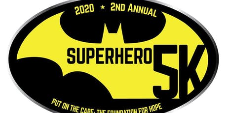 The 2nd Annual Superhero 5k! tickets