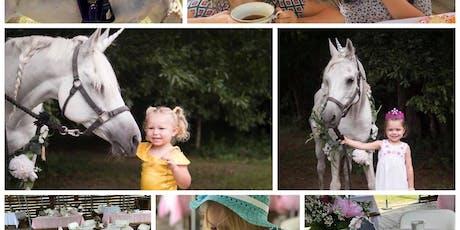 Unicorn Tea Party (photos and horse rides etc)  boletos