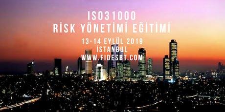 ISO 31000 Risk Yönetimi Eğitimi - İstanbul tickets