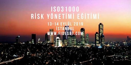 ISO 31000 Risk Yönetimi Eğitimi - İstanbul