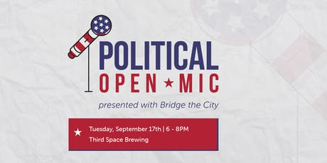 Political Open Mic: Making Your Vote Count tickets