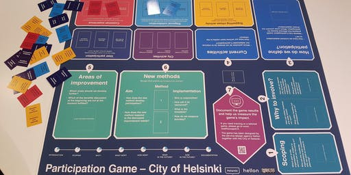 Participation Game for City Employees