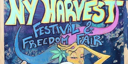 22nd NY Harvest Festival & Freedom Fair