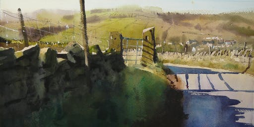Watercolour Workshop- Painting Shadows with Paul Talbot-Greaves
