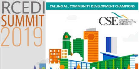 Resources for Community and Economic Development Impact Summit 2019  tickets