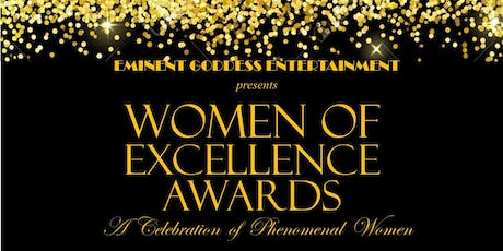 2019 WOMEN OF EXCELLENCE AWARDS tickets