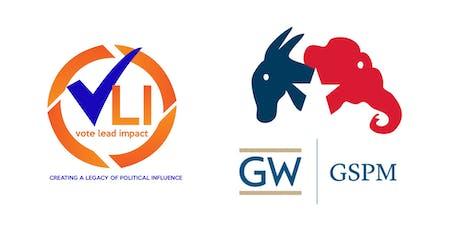 VLI / GW Trailblazers in Politics Reception tickets