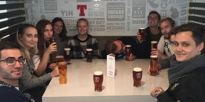 Tennents Brewery Tour (FREE)