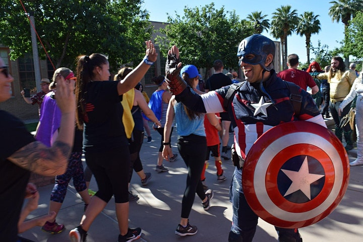 The 2nd Annual Superhero 5k Presented by PLEA Charities! image
