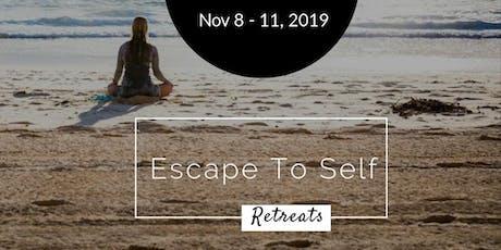 Escape To Self Retreats  tickets