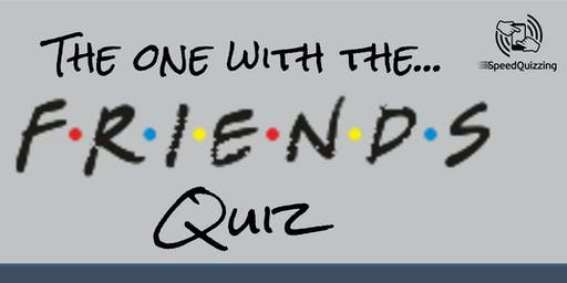 Friends Quiz Night