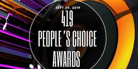 2019 Glass City People's Choice Awards Show  tickets