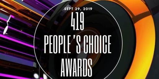 2019 Glass City People's Choice Awards Show