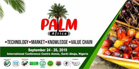 Palm Africa tickets