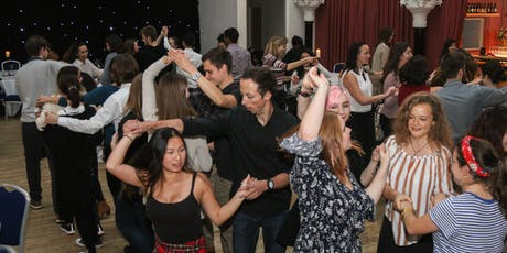 Welcome Ceilidh (£10) tickets