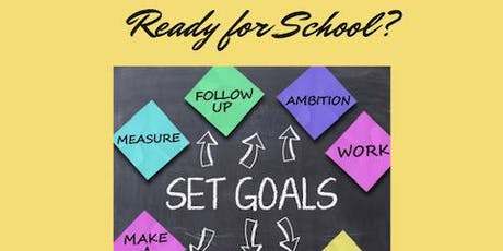 Back-to-School: Vision Board Event tickets
