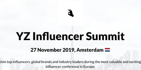 Global Influencer Marketing Summit 2019 (incl. Top Influencers + Brands) tickets
