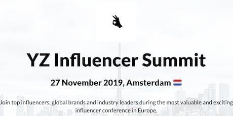 YZ Influencer Summit 2019 (Brands Meet Influencers) tickets