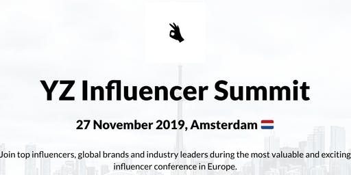 Global Influencer Marketing Summit 2019 (incl. Top Influencers + Brands)