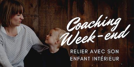 Coaching week-end: Relier avec son enfant intérieur billets