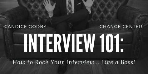Lunch & Learn / INTERVIEW 101: HOW TO ROCK YOUR INTERVIEW LIKE A BOSS