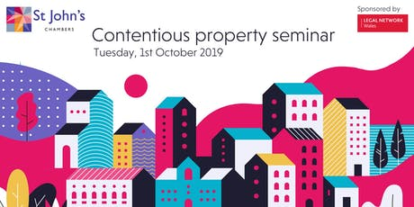 Contentious property seminar  tickets