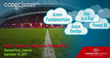 Codec Connected Cloud Series: Thomond Park tickets