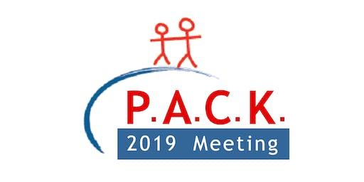 Professionals Advocating & Caring for Kids (P.A.C.K.) Meeting 2019
