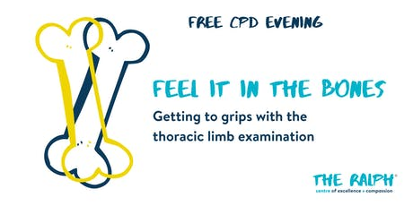Feel it in the bones - Getting to grips with the thoracic limb examination tickets