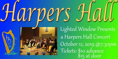 Harpers Hall Ensemble Concert tickets
