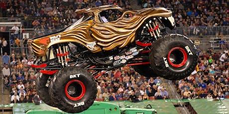 Monster Truck Jam 2019 tickets