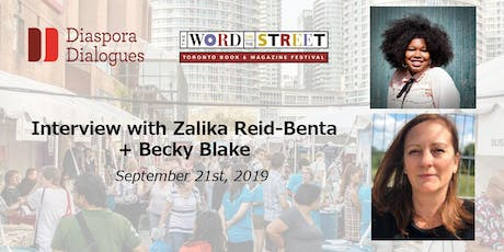 In Conversation with Zalika Reid-Benta and Becky Blake tickets
