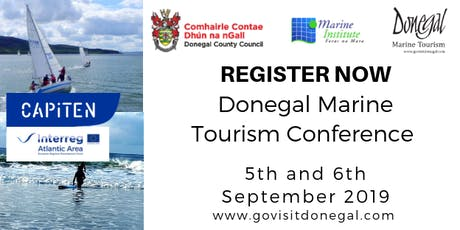 Donegal Marine Tourism Conference 2019 tickets