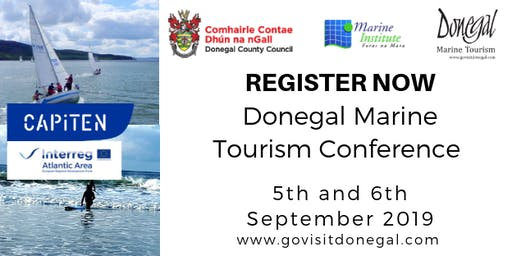 Donegal Marine Tourism Conference 2019