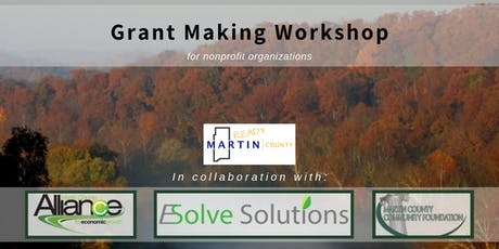 Martin County Nonprofit Grant Making Workshop tickets