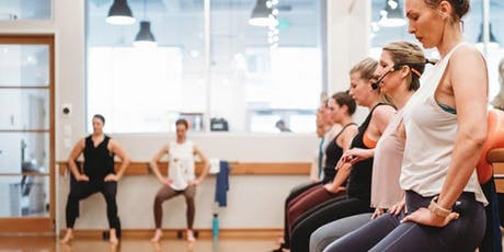 barre3 at Winks Gym tickets