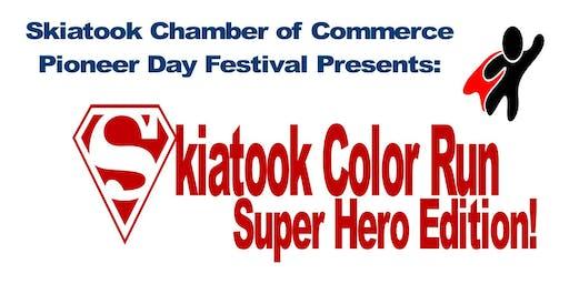 Skiatook Super Hero Color Run - 5K, or 1 Mile